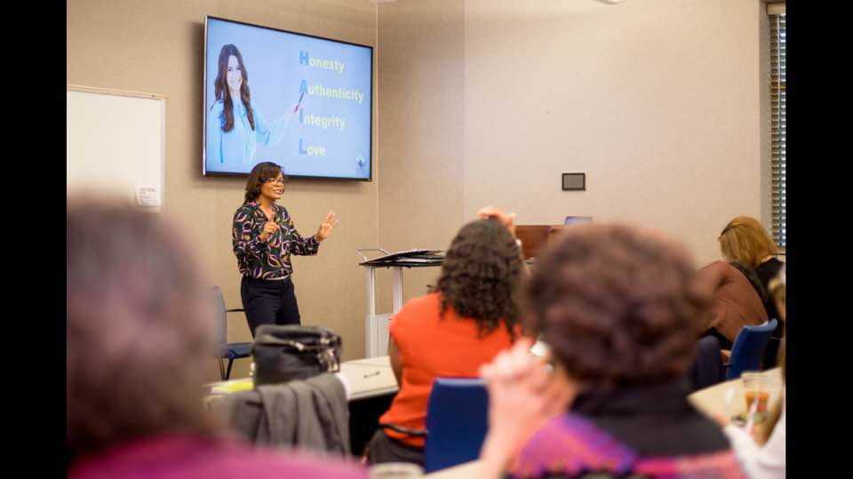 Communication Skills – Highlights the Women in Business Conference