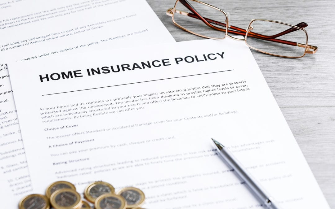 Home Owners Policy Questions