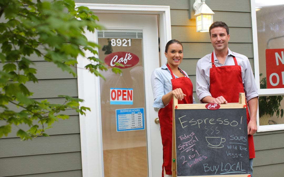What Small Businesses Do Better than Corporate America