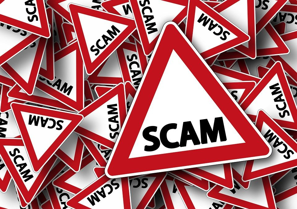 Top Scams of 2019
